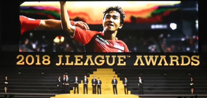 เจ ชนาคุงคว้ารางวัลหนึ่งในผู้เล่นที่ดีที่สุดของเจลีก ประจำปี 2018 มาไกลเกินฝันและความภาคภูมิใจของชาวไทย