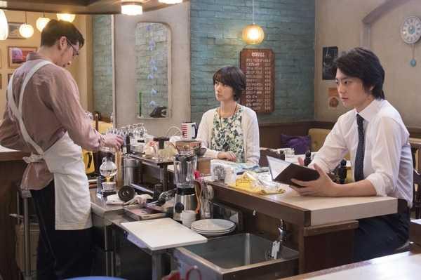 Movie Review : รีวิว Cafe Funiculi Funicula เพียงชั่วเวลากาแฟยัง ...