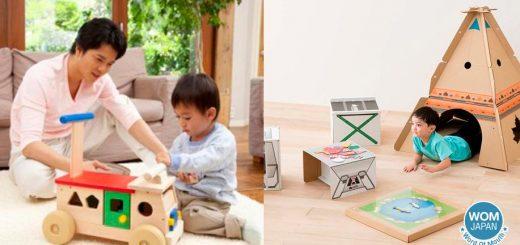 เหล่าคุณพ่อยังคลั่งไคล้กับสินค้าเด็ก 9 ประเภทที่สามารถช้อปได้ที่ราคูเท็น (Rakuten: 楽天)