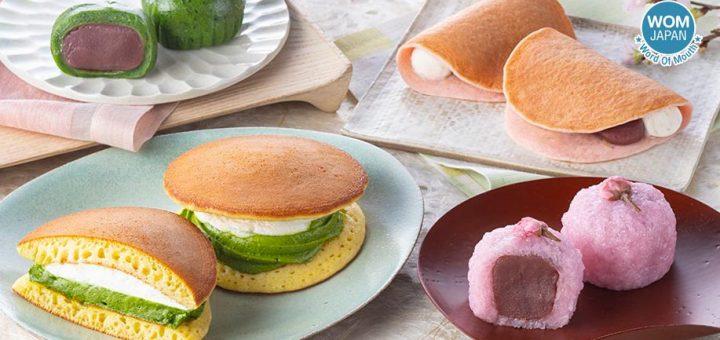 ฤดูใบไม้ผลินี้ห้ามพลาด! รวม 12 ขนมออกใหม่ที่หาซื้อได้ตาม 3 ร้านสะดวกซื้อในญี่ปุ่น