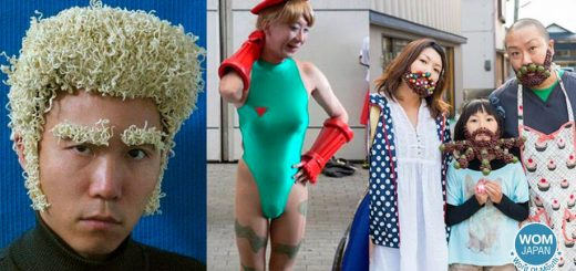 19 ภาพแปลกสไตล์ Japan Only!!! ถ้าความยุ่นในตัวไม่ถึงขีดจริง ๆ รับรองทำแบบพวกเขาไม่ได้แน่นอน