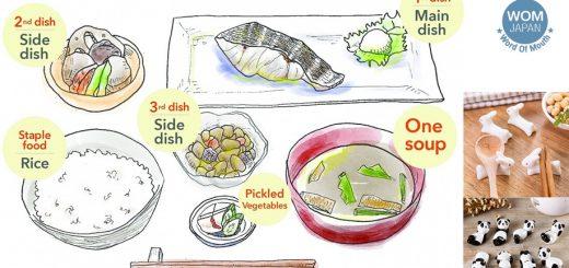 เรียบง่ายแต่หรูหรากับศิลปะการจัดจานอาหารแบบญี่ปุ่น