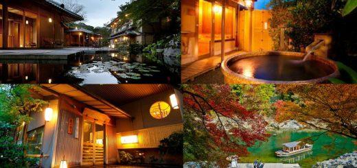 3 ที่พักแถวเกียวโต อาราชิยามะ ที่ได้รับการรีวิวจากอินเทอร์เน็ตว่าที่นี่ล่ะเจ๋งมาก ควรหาโอกาสไปพักสักครั้ง