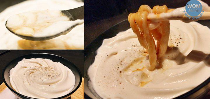 นี่หรือคืออุด้ง ! ความลับของครีมสีขาวโพลนบนตัวอุด้งแกงกะหรี่ที่หาได้แค่ในร้าน Shodai คือ !?