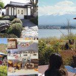 Lake Bake Café Kawaguchiko ร้านคาเฟ่ที่บรรยากาศดีและวิวดี มองเห็นทะเลสาบคาวาคุจิโกะและภูเขาไฟฟูจิ