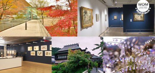 เที่ยวไปในดินแดนศิลปะกับ 4 พิพิธภัณฑ์ศิลปะที่รายล้อมไปด้วยธรรมชาติของเมืองฮาโกเนะ