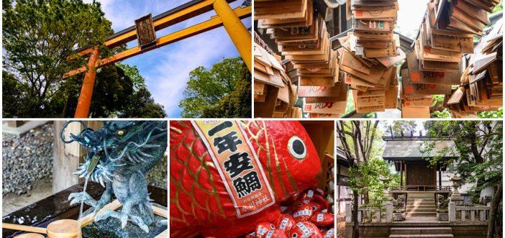 เสริมดวงรักให้พุ่งแรง ที่ศาลเจ้าแห่งความรักฮิคาวะ (Kawagoe Hikawa Shrine)