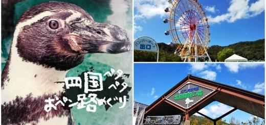 เกาะชิโกกุ จัดแคมเปญเที่ยวพิพิธภัณฑ์สัตว์น้ำรอบชิโกกุสะสมแสตมป์นกเพนกวิน ใครสะสมครบเอาไปเลยตั๋วเข้าสวนสัตว์ที่เข้าร่วมรายการฟรีตลอด 1 ปี