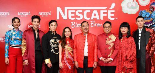 """""""เนสกาแฟ เบลนด์ แอนด์ บรู"""" เนรมิตอินเตอร์แอคทีฟ อาร์ตสเตชั่นครั้งแรกในไทย แลนด์มาร์กแห่งใหม่ใจกลางเยาวราช"""