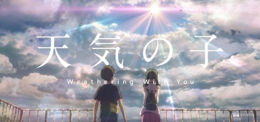"""เลื่อนฉายในไทยเร็วขึ้น """"WEATHERING WITH YOU"""" อนิเมชั่นเรื่องใหม่ของ มาโกโตะ ชินไค 5 กันยายนนี้!"""