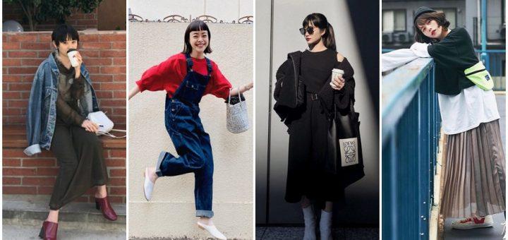 แนะนำแฟชั่นนิสต้าสาวญี่ปุ่นกับสไตล์เก๋ที่ต้องจับตามอง !