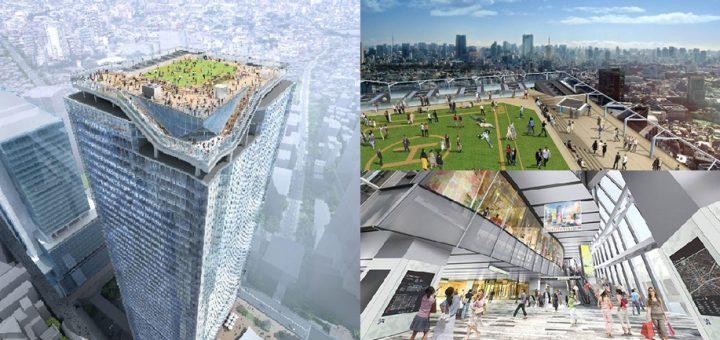 เตรียมนับถอยหลังสู่ Shibuya Scramble Square จุดชมวิวเมืองแห่งใหม่ใจกลางชิบุย่า สูงกว่า 230 เมตร !