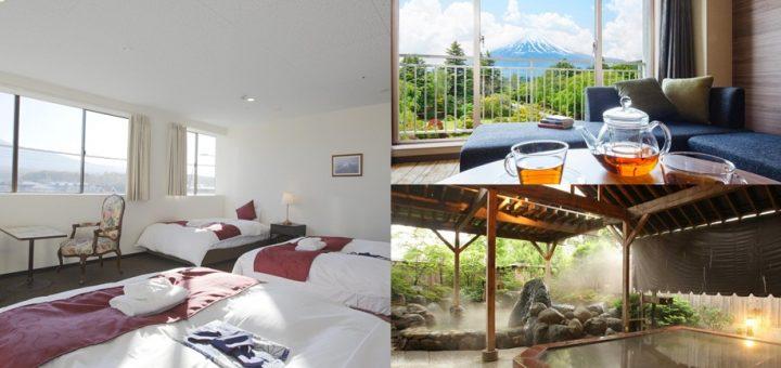 แนะนำที่พักดีใกล้ภูเขาไฟฟูจิ คัดเฉพาะราคาสบายกระเป๋าใครอยากนอนหลับฝันดีภายใต้อ้อมกอดของ Mr. ฟูจิ ฟังทางนี้ !