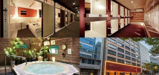 พักสักนิดแล้วค่อยไปต่อ ! แนะนำ 5 Capsule Hotel ที่ดีที่สุดในโตเกียว เหมาะสำหรับสายฮิปแพลนเยอะ