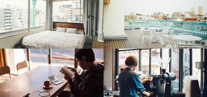 ชี้ลายแทง 5 Cafe & Hotel งานดีสำหรับสายฮิปใน Tokyo