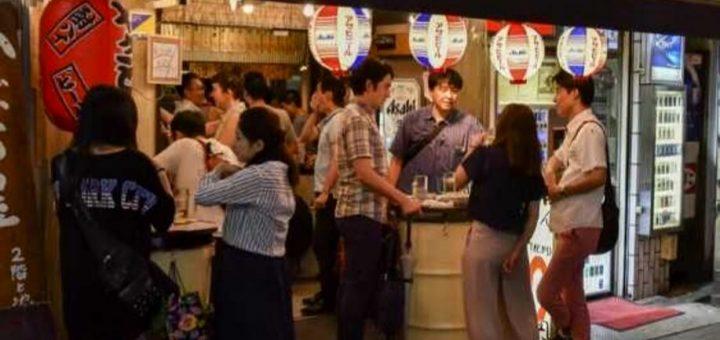 เผยความลับของ Japan Standing Bar ร้านอาหารแบบยืนทานที่เป็นเสน่ห์ของอาหารญี่ปุ่น