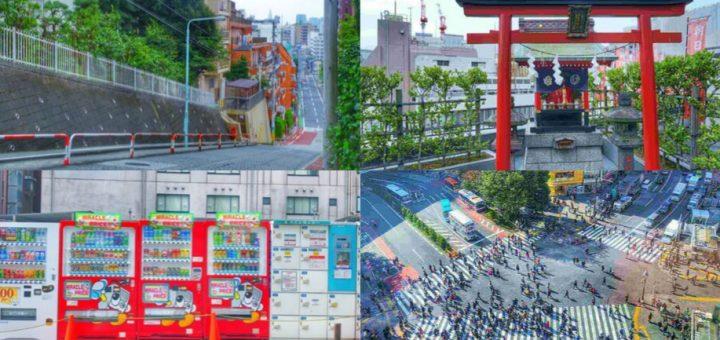 ตามรอยอนิเมะชื่อดัง Weathering with You! พาไปดู 18 สถานที่ในอนิเมะที่มีอยู่จริงในโตเกียว!!