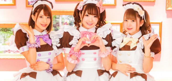 Top 5 Maid Café ในโตเกียวที่ทำให้คุณเหมือนถูกมนตร์สะกด