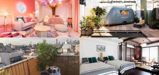 แนะนำสุดยอดที่พัก Airbnb ! ที่ทั้งเท่ เก๋ และไม่ซ้ำใคร ในย่านชิบูย่า กรุงโตเกียว !!