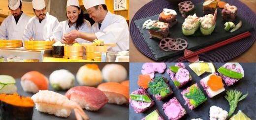 เรียนรู้จากต้นตำรับ ! แนะนำ 6 คอร์สเรียนทำซูชิที่ดีที่สุดในโตเกียว !!