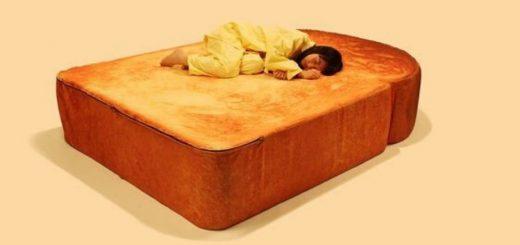 So Cute ! เตียงขนมปัง เนียน นุ่ม เด้ง หลับสบาย