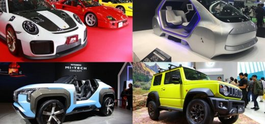 ชมนวัตกรรมยานยนต์แห่งอนาคตที่งาน Tokyo Motor Show 2019 พบกับรถยนต์สุดเจ๋งแบบที่ไม่เคยมีที่ไหนมาก่อน !