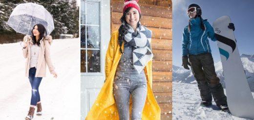 What to wear in Hokkaido ? เทคนิคเตรียมชุดจัดเต็มรับหน้าหนาวในฮอกไกโด