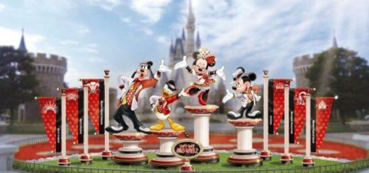 แฟนพันธุ์แท้มินนี่ห้ามพลาด! งาน Minnie Mouse Takes Over Tokyo Disneyland for 'Very Very Minnie!' ปี 2020