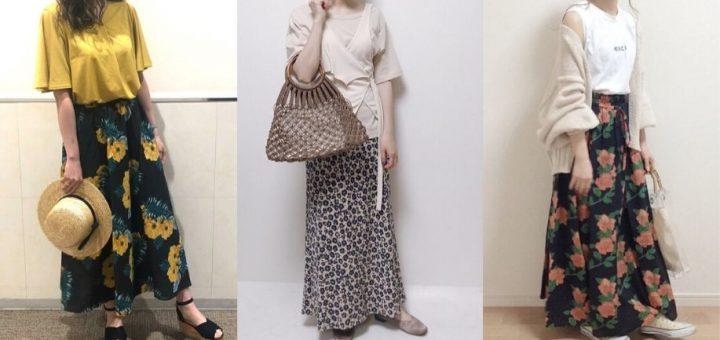 เช็คก่อนพลาด ! ไอเท็มลายดอกแบบไหนที่สาวญี่ปุ่นส่ายหน้า พร้อมวิธีเลือกลายให้ไม่ out !
