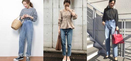 กางเกงยีนส์เท่ ๆ ก็แมทช์ให้เป็นลุคสาวหวานได้ยังไงมาดูกัน !