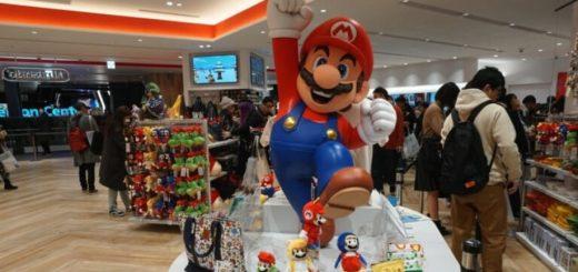 แฟนนินเทนโด้ถูกใจสิ่งนี้ ! 10 สิ่งที่ดีที่สุดที่ควรซื้อหากคุณไป Nintendo Store ที่ Shibuya PARCO !!