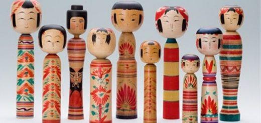 ตุ๊กตาโคเคชิ (Kokeshi Doll) ตุ๊กตาที่เป็นมากกว่าของเด็กเล่น