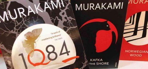 """เปิดโลกหนังสือ ! ด้วย 10 หนังสือที่ดีที่สุดของนักเขียนชื่อดังชาวญี่ปุ่น """"Haruki Murakami"""""""