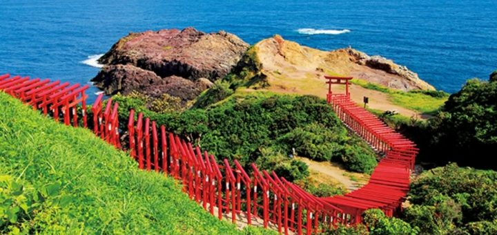 8 สถานที่ Power spot ภูมิภาคชูโกกุ-ชิโกกุ เสริมดวงความรัก